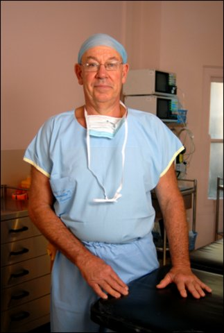 Dr. Warwick Harper